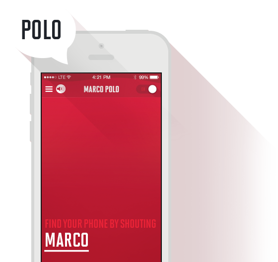 Marco Polo on the iPhone