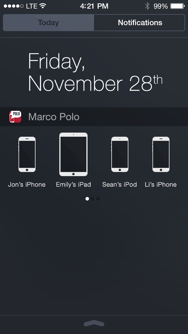 Marco Polo: Find Your Phone by Shouting MARCO!